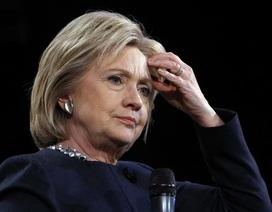 Bà Clinton từng để quên tài liệu mật ở Nga