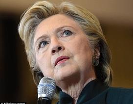 Văn phòng tranh cử của bà Clinton bị đe dọa