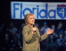 Tổng thống Obama: Chỉ cần thắng ở Florida, bà Clinton nắm chắc vé vào Nhà Trắng