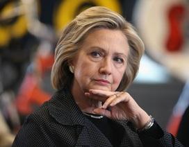 Chiến dịch tranh cử lịch sử của Hillary Clinton