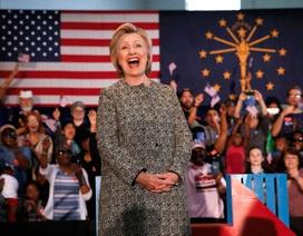 Bà Clinton dẫn trước ông Trump hơn 2 triệu phiếu phổ thông