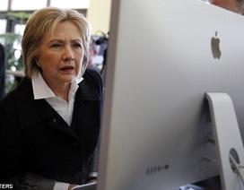 Hé lộ người đứng sau vụ rò rỉ email của bà Clinton