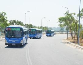 Xe buýt xanh CNG - Giải pháp cho một thành phố sạch