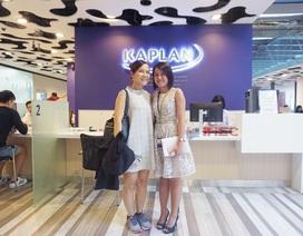 Hội thảo tập đoàn giáo dục Kaplan Mỹ tại Singapore