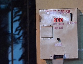 Bí mật máy phát bao cao su đầu tiên tại Đà Nẵng