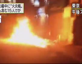 Nổ bom tại lễ hội Nhật Bản, 15 người bị thương