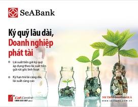 Ngân hàng Việt ra mắt sản phẩm tiền gửi ký quỹ
