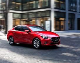 Triệu hồi xe Mazda2 sedan do lỗi túi khí