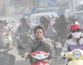 Hít phải khí ôzôn có hại không?