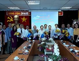 Gặp mặt tri ân các cựu giáo chức đang công tác tại Cơ quan TW Hội Khuyến học VN