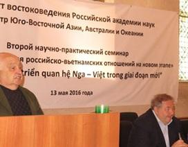 Triển vọng phát triển quan hệ Nga-Việt trong giai đoạn mới
