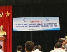 Nhiều nước trong khu vực đã thuê lại vệ tinh của Việt Nam