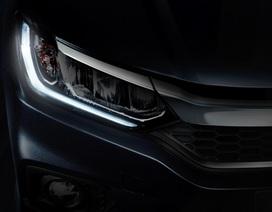 Hé lộ đầu tiên về Honda City phiên bản nâng cấp