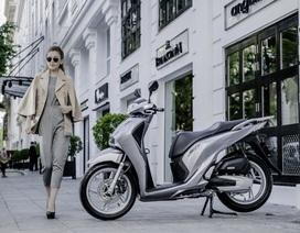 Honda SH hướng tới phong cách thời trang thanh lịch