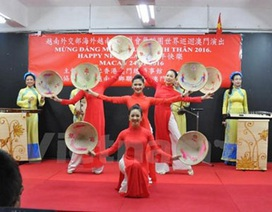 """Giao lưu văn hóa """"Sắc màu nghệ thuật châu Á-2016"""" tại Hong Kong"""