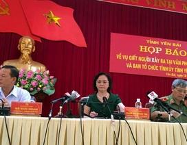 Bí thư, Chủ tịch HĐND Yên Bái bị bắn không liên quan đến công tác cán bộ