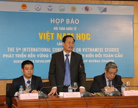 Đã có 40.000 bài báo khoa học quốc tế nghiên cứu về Việt Nam