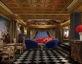 Bên trong khách sạn đắt đỏ nhất thế giới