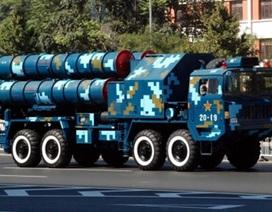 Trung Quốc đưa tên lửa Hongqi-9 ra Hoàng Sa nhằm mục đích gì?