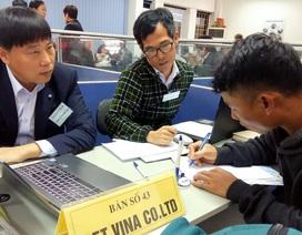 Lao động từ Hàn Quốc về nước: Lương tháng 12 - 15 triệu đồng không khó