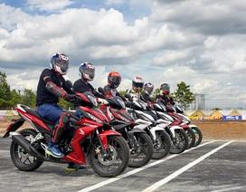 Honda Việt Nam khởi động các giải đua xe 2016 tại Bình Dương