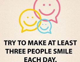 20 chỉ dẫn giúp bạn sống hạnh phúc và mạnh khỏe hơn