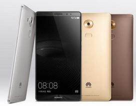Huawei giới thiệu loạt thiết bị di động khá ấn tượng tại CES 2016