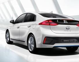 Hyundai IONIQ - Nhân tố mới trên thị trường xe xanh
