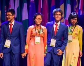 Olympic Sinh học quốc tế tại Việt Nam đạt kỷ lục về số đoàn tham gia