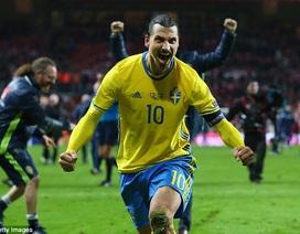 """Zlatan Ibrahimovic - """"Số 9"""" đích thực của MU"""