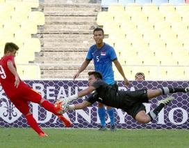 U21 Việt Nam đánh bại U21 Singapore sau loạt sút luân lưu cân não