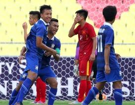 U21 Việt Nam gục ngã trước U21 Thái Lan