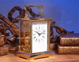 """Đồng hồ để bàn của giới quý tộc Pháp """"trở lại"""" Việt Nam"""