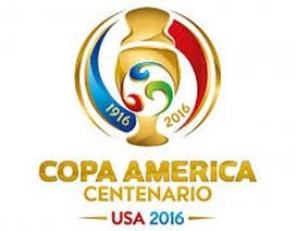Lịch thi đấu và kết quả Copa America 2016