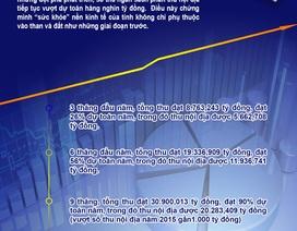 Quảng Ninh thu nội địa đạt 24.000 tỷ đồng