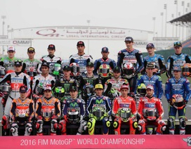 Mùa giải MotoGP 2016 khởi tranh