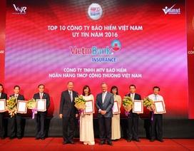 Top 10 công ty bảo hiểm uy tín nhất Việt Nam