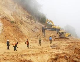 Gia cố để đường Nha Trang - Đà Lạt an toàn trước Tết Nguyên đán