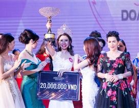 """Nữ tướng ngành """"thiết kế xây dựng"""" đăng quang Duyên dáng doanh nhân Việt 2016"""