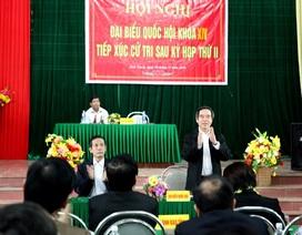 """Ông Nguyễn Văn Bình: """"Đặt cử tri vào vị trí của mình để xử lý giải quyết thấu tình đạt lý"""""""