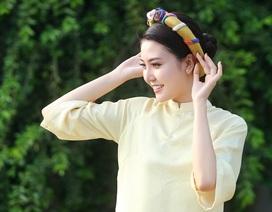 Theo chân Hoa hậu Ngọc Duyên tất bật ngày cuối năm