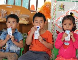 Sữa học đường: Đừng để chậm hành trình của tương lai