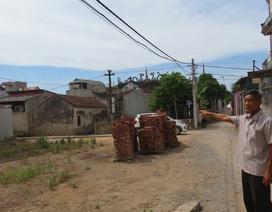 Hà Nội: Người khuyết tật tố bị chiếm dụng đất và gây khó dễ khi xin cấp sổ đỏ