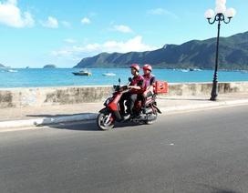 Yamaha ghi điểm với khách hàng nữ ở Côn Đảo