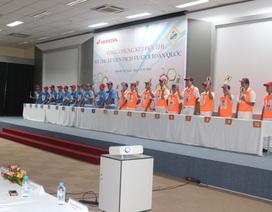 Honda Việt Nam tổ chức vòng chung kết Hội thi kỹ thuật viên dịch vụ giỏi