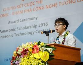 Học bổng Panasonic chắp cánh ước mơ cho sinh viên Việt Nam