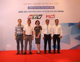 HTV và PSC Media hợp tác khai thác khung giờ vàng