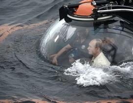 Vấn đề kinh tế không ảnh hưởng tới uy tín của Tổng thống Putin