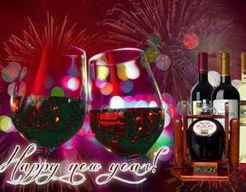 Lý do khiến rượu vang là món quà tặng lý tưởng trong dịp năm mới