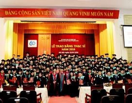 Thêm 987 thạc sĩ kinh tế ra trường